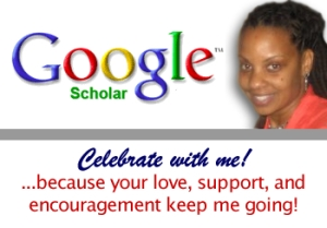 Leshell Hatley is a Google Scholar!